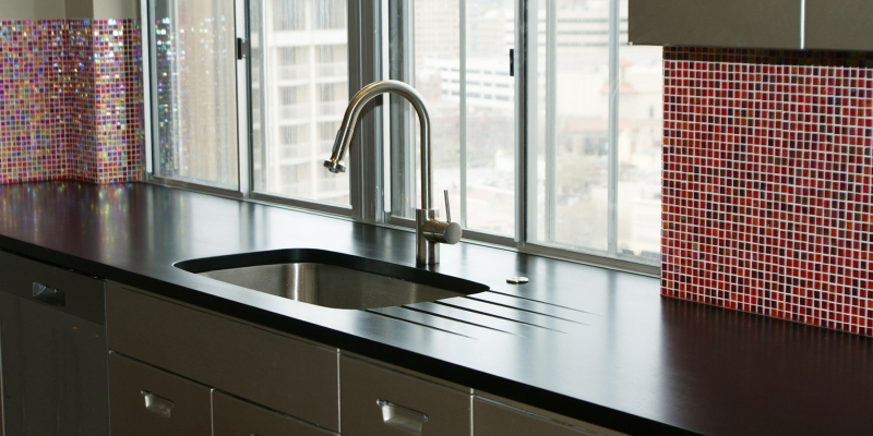 PaperStone Kitchen Countertop