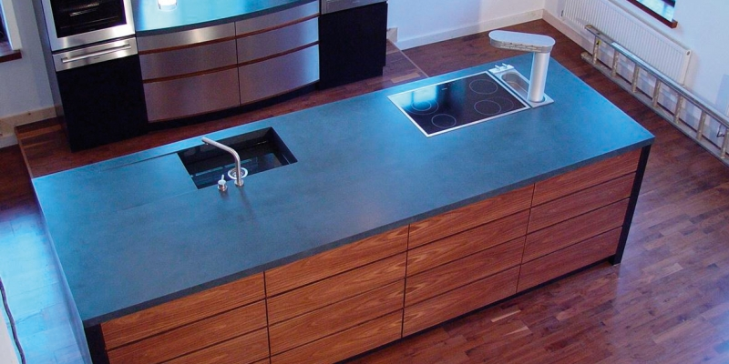 Durat Kitchen Countertop, Color 441