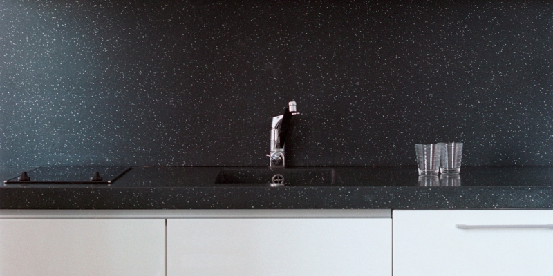 Durat Countertop and Backsplash, Color 054