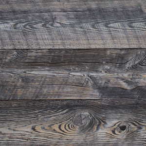Black and Tan - reSAWN reclaimed hemlock