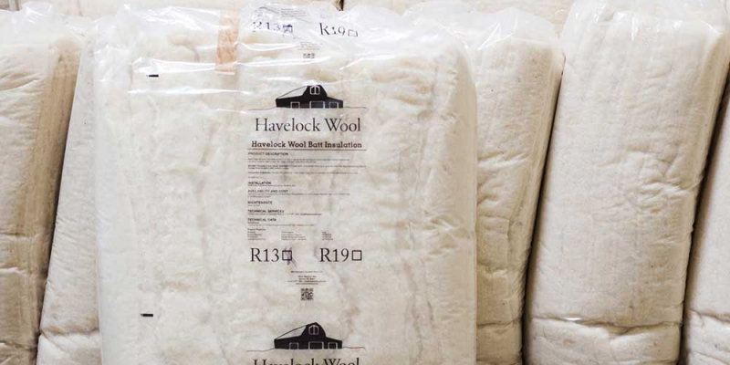 Havelock Wool Batt Insulation Bags