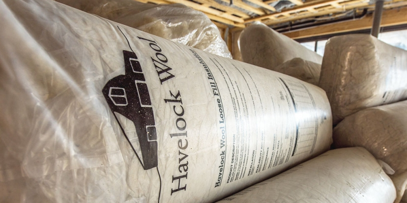 Havelock Wool Loose-Fill Insulation Bag