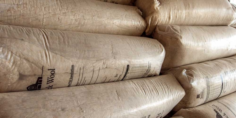 Havelock Wool Loose-Fill Insulation Bags
