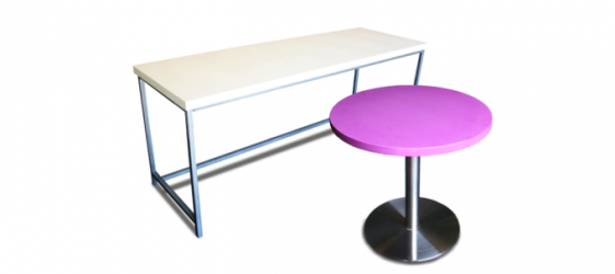 Durat Tabletops Come in Over 60 Colors