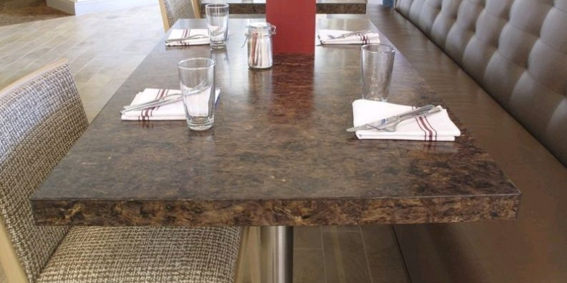 TorZo Orient Table Top