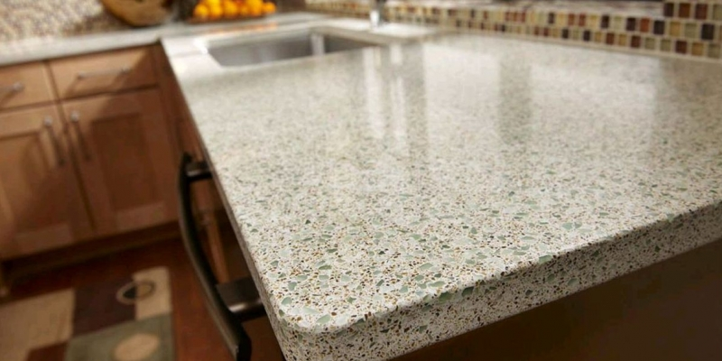 Forest Fern - Kitchen Countertops