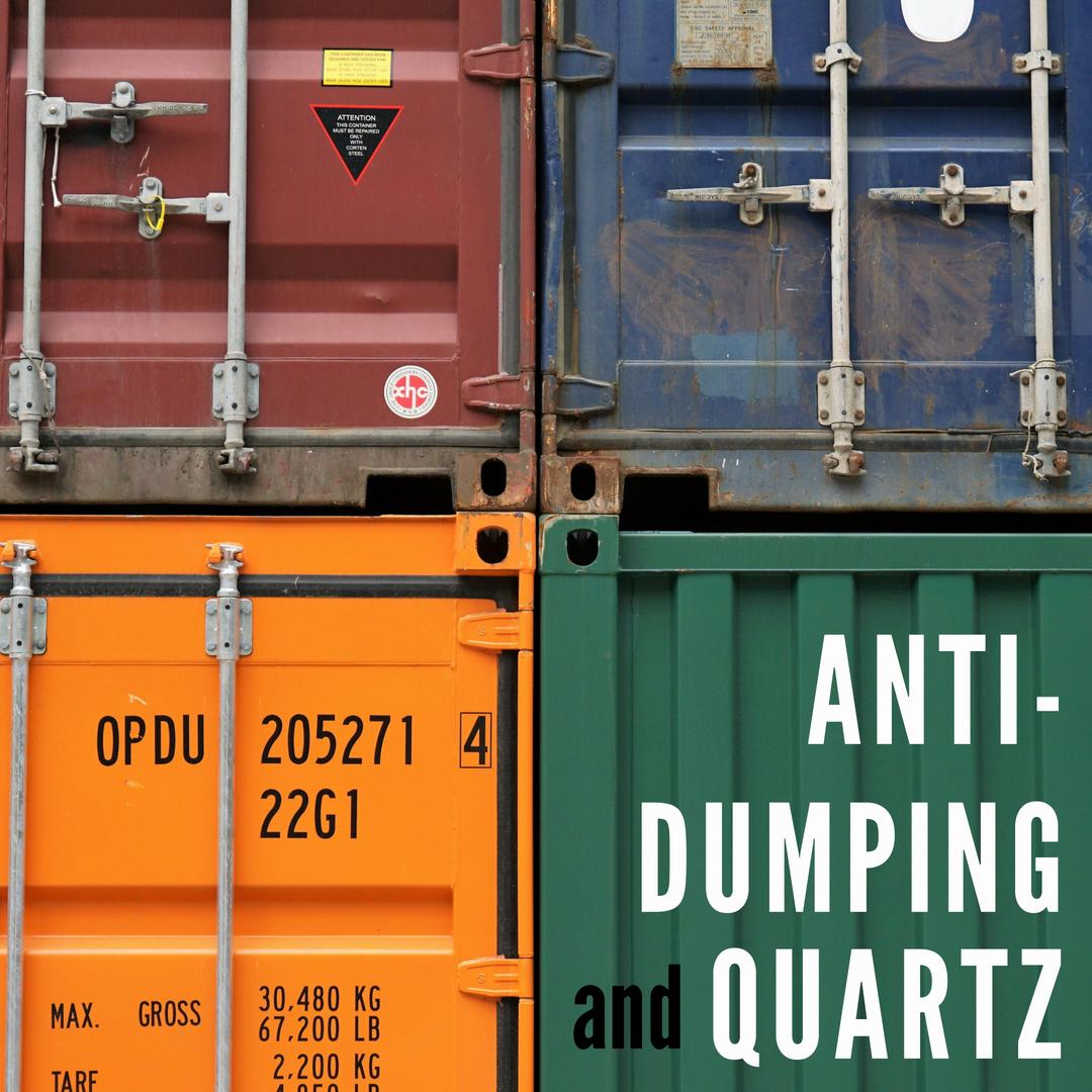 Anti-Dumping Quartz Lawsuit