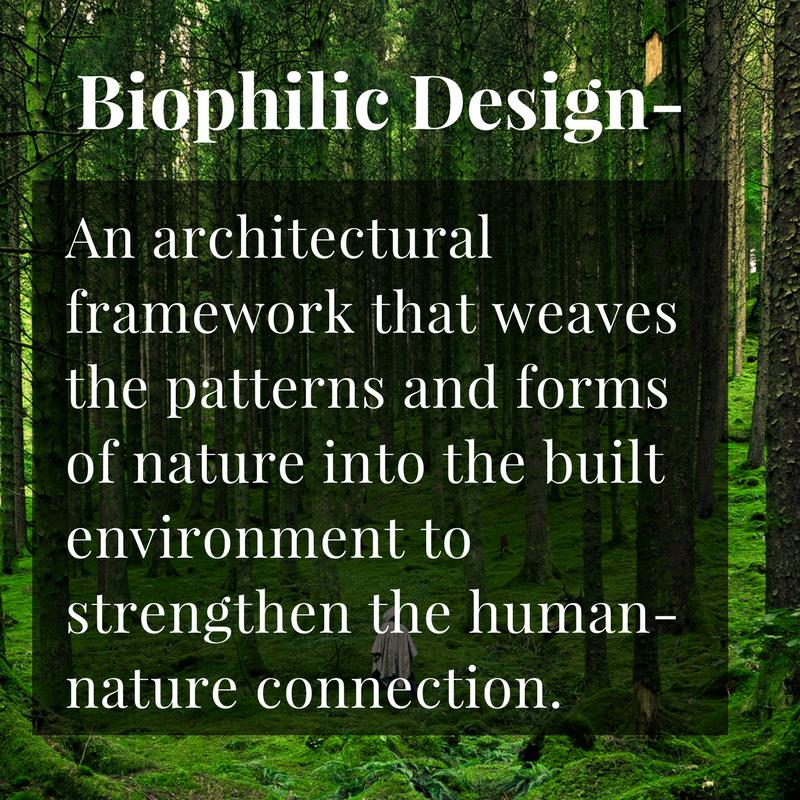 CaraGreen Biophilic Design