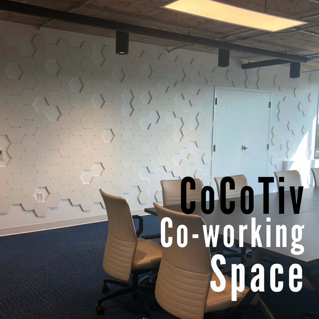 CaraGreen CoWorking CoCoTiv Space Kirei