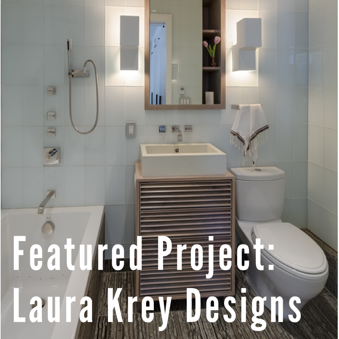 Featured Project Laura Krey Designs with Durat
