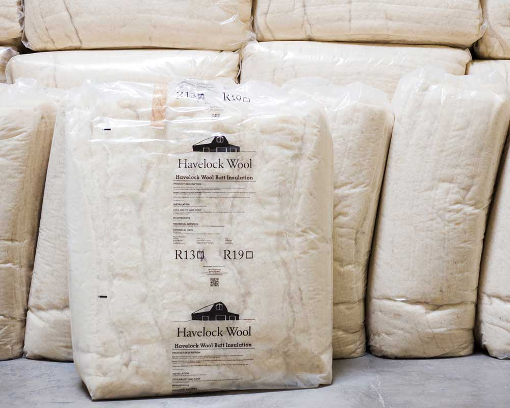 Havelock Wool Insulation CaraGreen