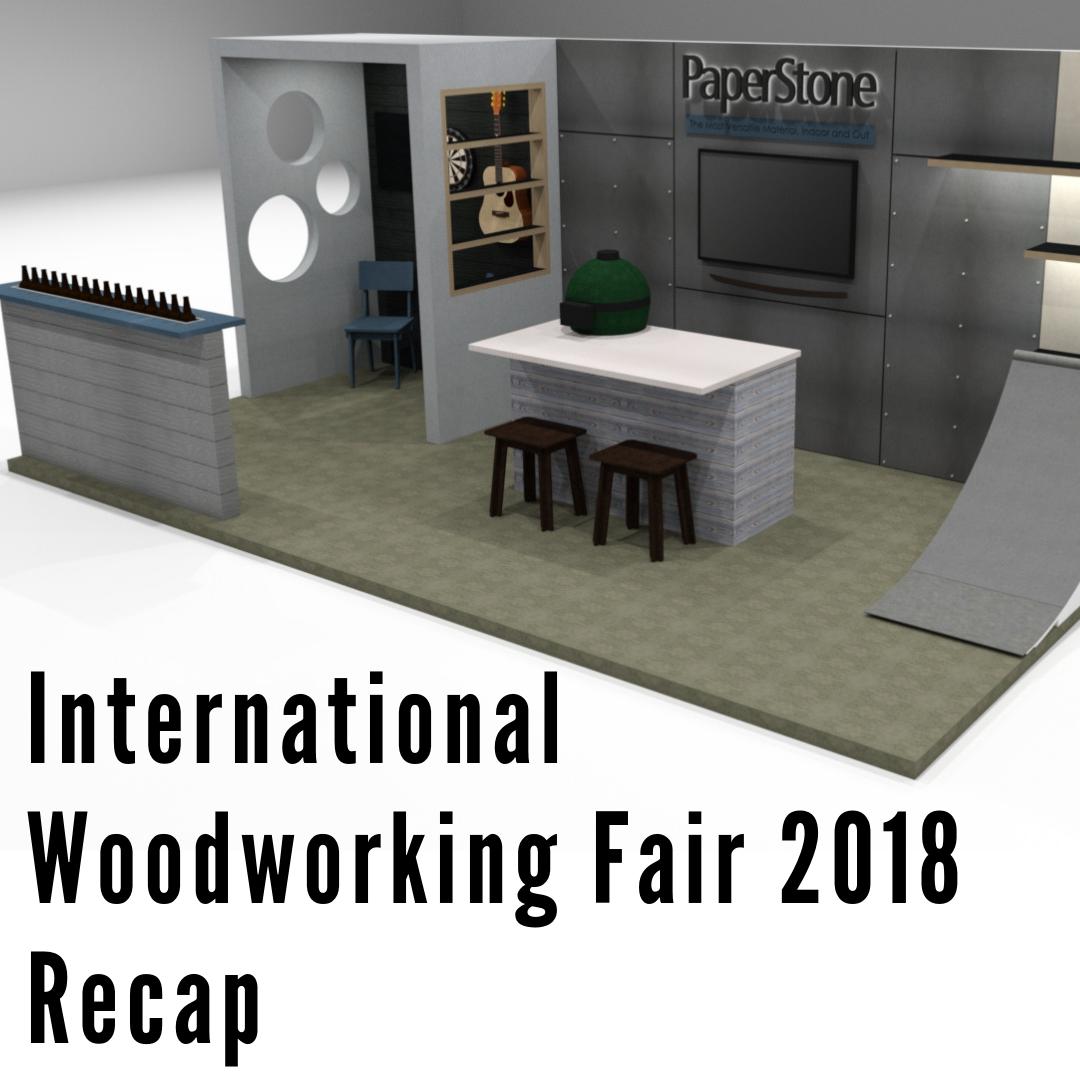 CaraGreen IWF 2018 Recap