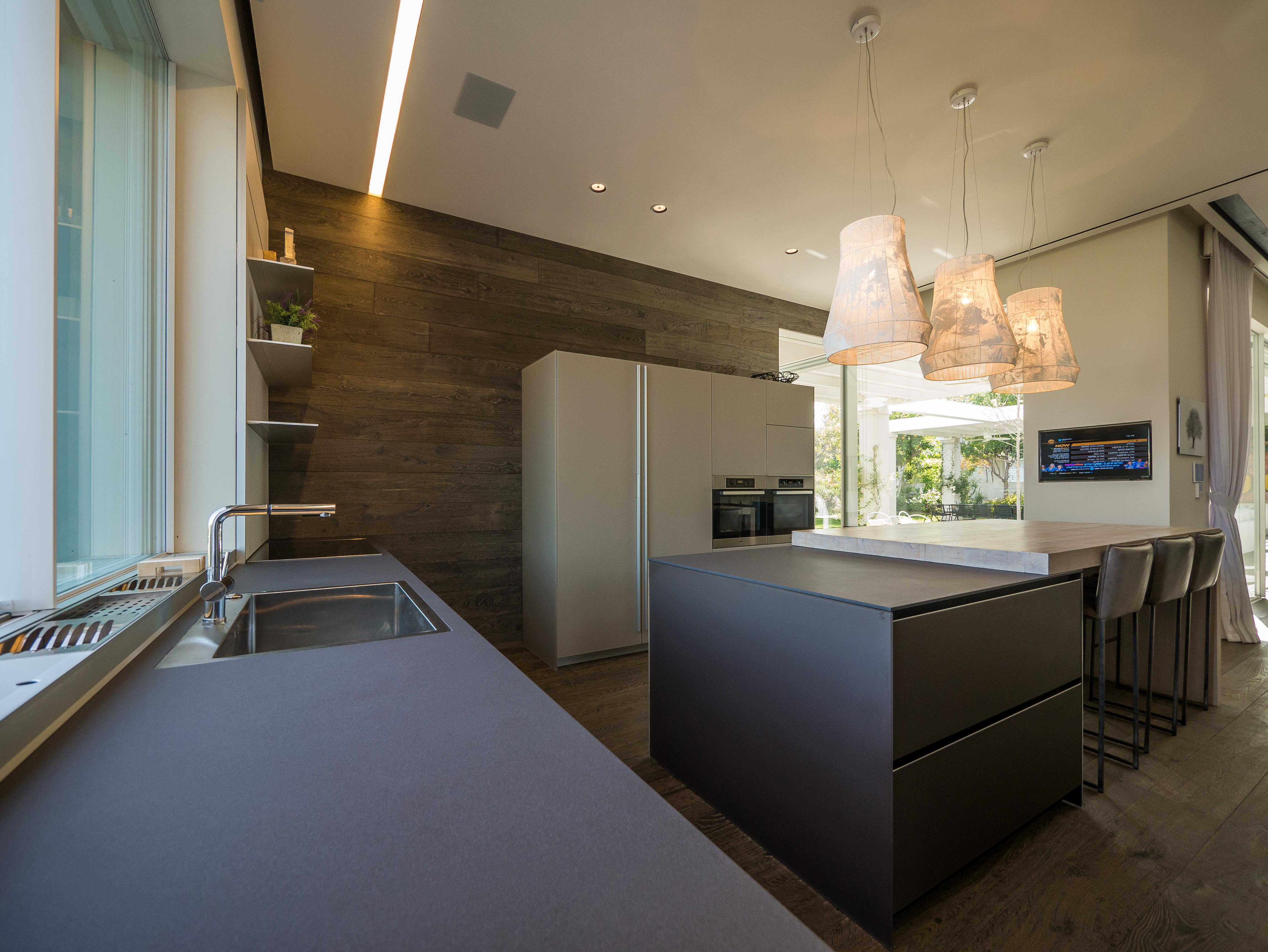 Lapitec Kitchen Installation
