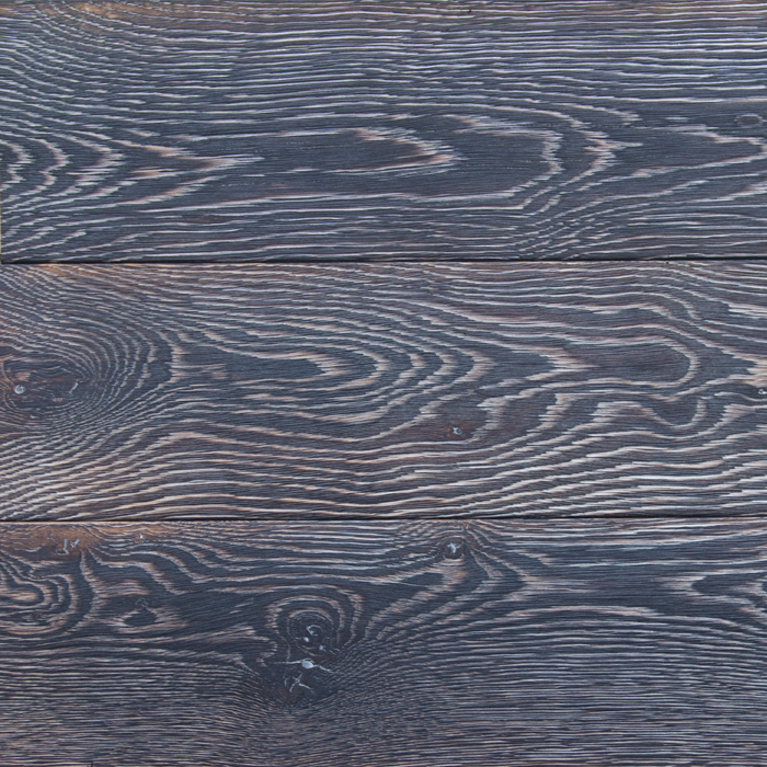 Shou Sugi Ban Charred Flooring Caragreen