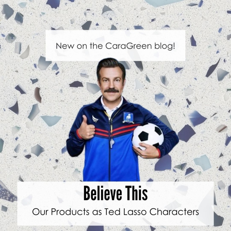 caragreen ted lasso blog