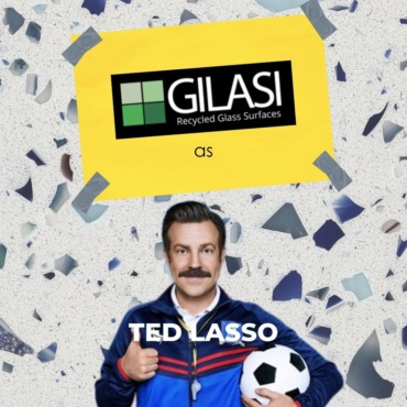 Gilasi as Ted Lasso