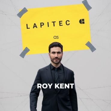Lapitec as Roy Kent